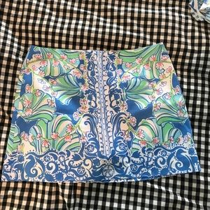 Lily Pulitzer skirt